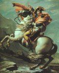 David Napoleone sul San Bernardo