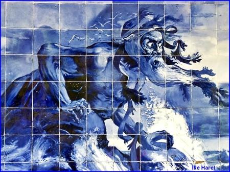 Azulejos Adamastor
