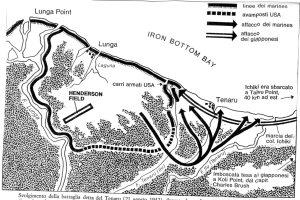 Battaglia del fiume Tenaru(21 agosto 1942).