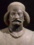 Statua di un alto dignitario arsacide, forse lo stesso Surena.